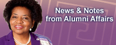 banner | News & Notes from Alumni Affairs