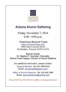 •|• Arizona Gathering