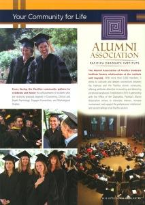 Alumni Association in new course catalog