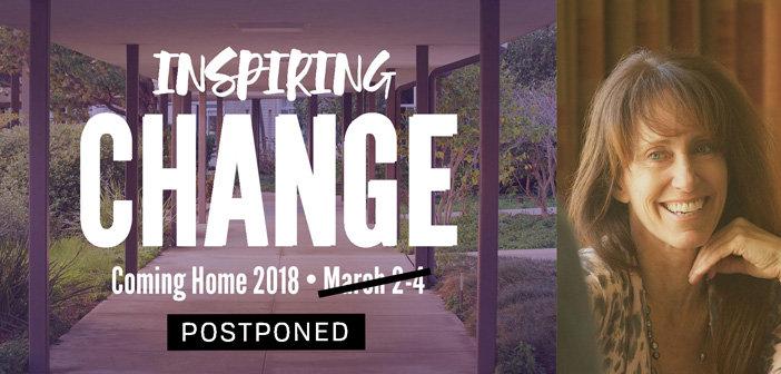 Coming Home 2018 Postponed