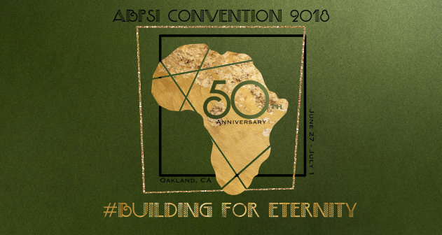 Association of Black Psychologists 50th Anniversary Convention June 27– July 1, 2018