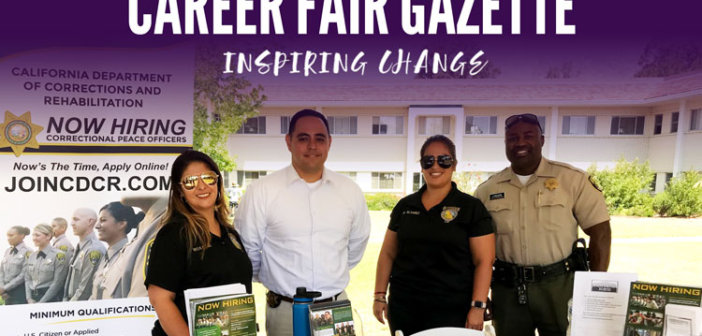 Inspiring Change: 2018 Career Fair Recap