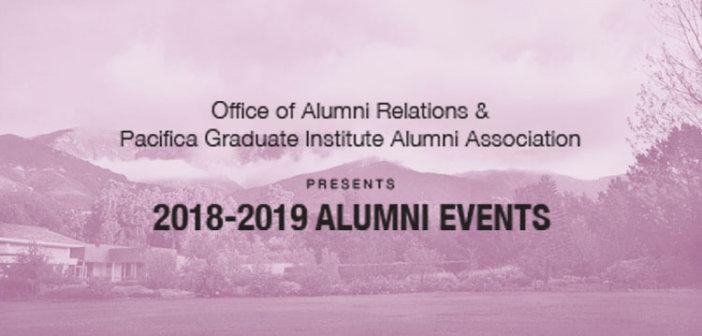 2018-2019 Alumni Events