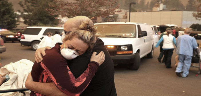 How to Help: Borderline Shooting & California Fires